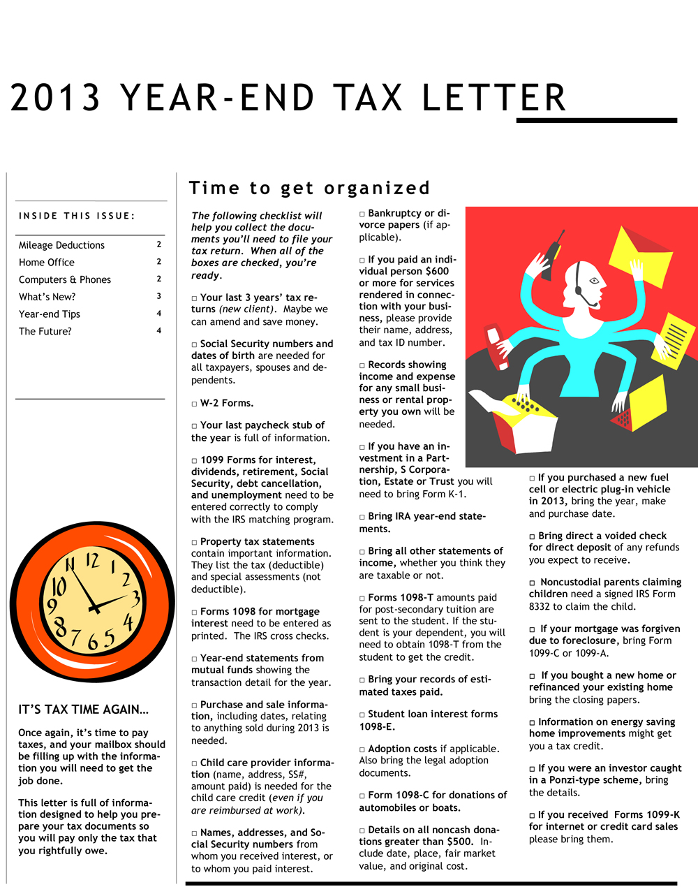 2013 year end tax letter 2013 year end letter 1 falaconquin